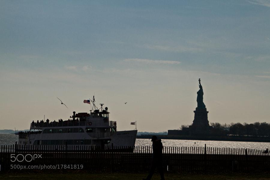 Statue of Liberty, Staten Island