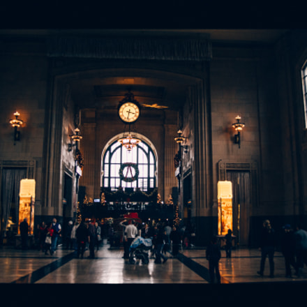 Union Station, West Pershing, Sony ILCE-7R, Sigma ZOOM-alpha 35-135mm F3.5-4.5