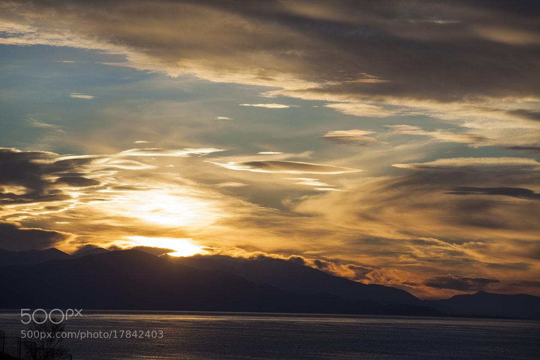 Photograph Sunrise on Lake Sevan by Dmitry Crefoto on 500px