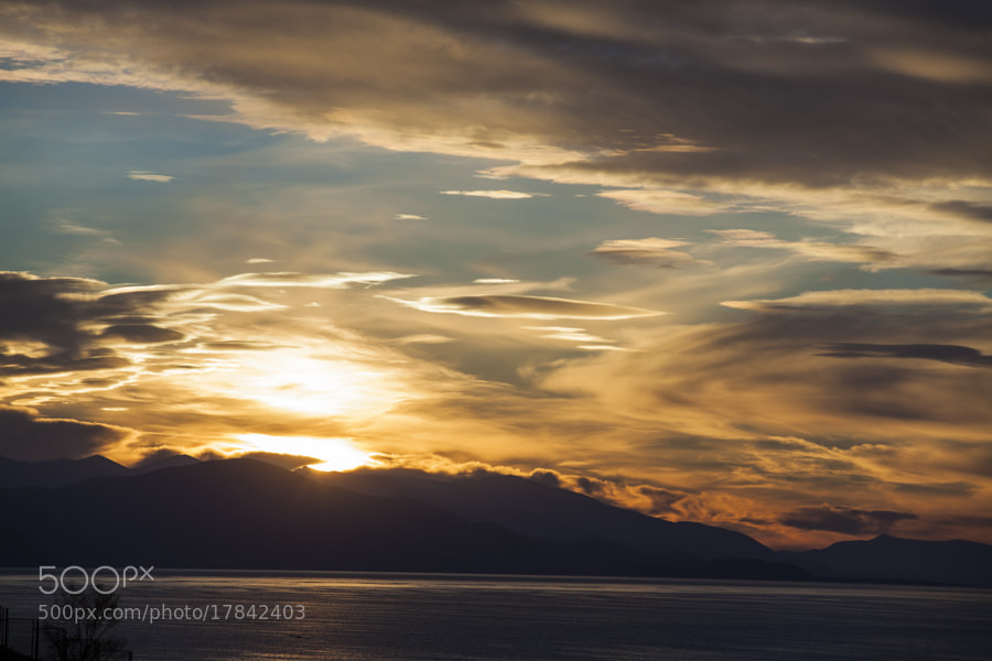 Photograph Sunrise on Lake Sevan by Dmitry Crefoto on 500px