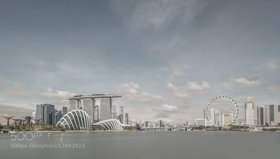 Photograph The Tiny White Island(Singapore) by Andy Sim on 500px