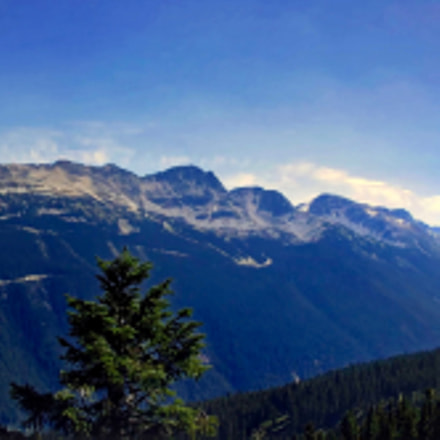 Whistler BC - View, Canon POWERSHOT A70