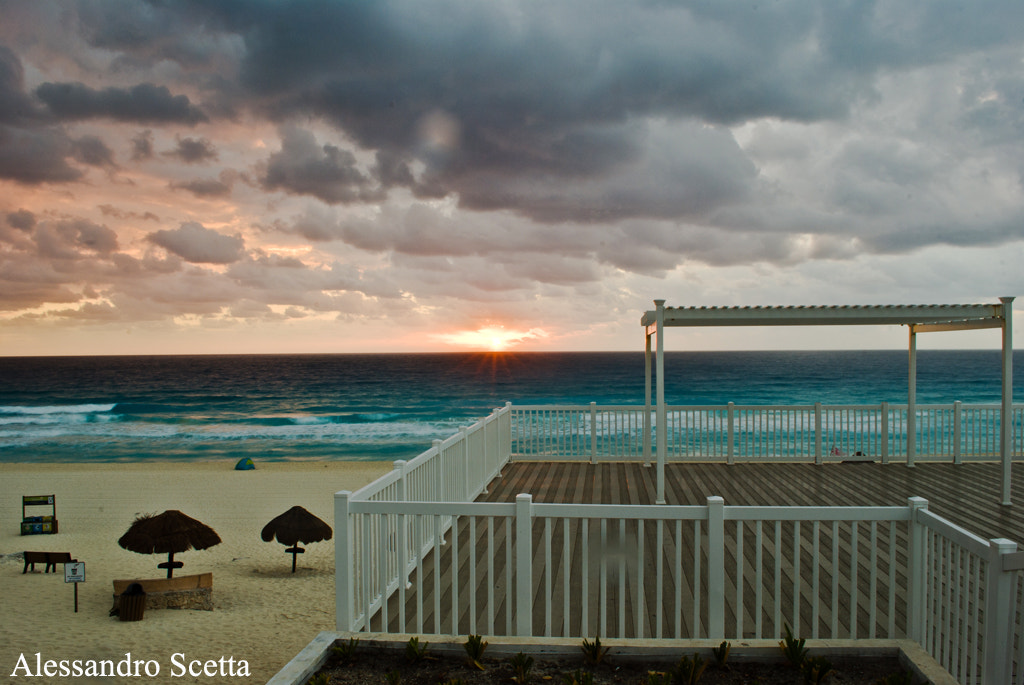 Photograph Amanecer en Cancun  by AlesSandro Scetta on 500px