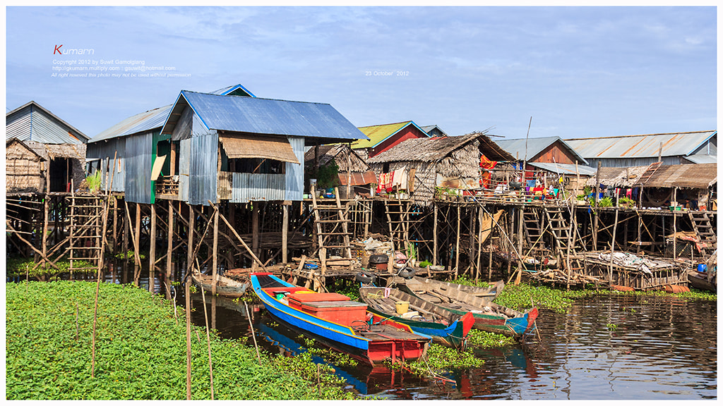 Photograph Local port by Suwit Gamolglang on 500px