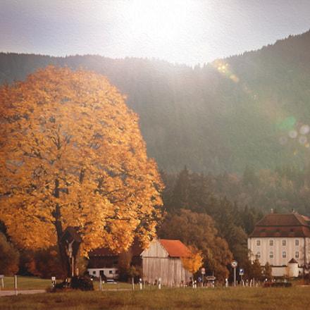 Colorful Wieskirche