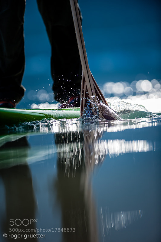 Photograph paddling by roger gruetter on 500px