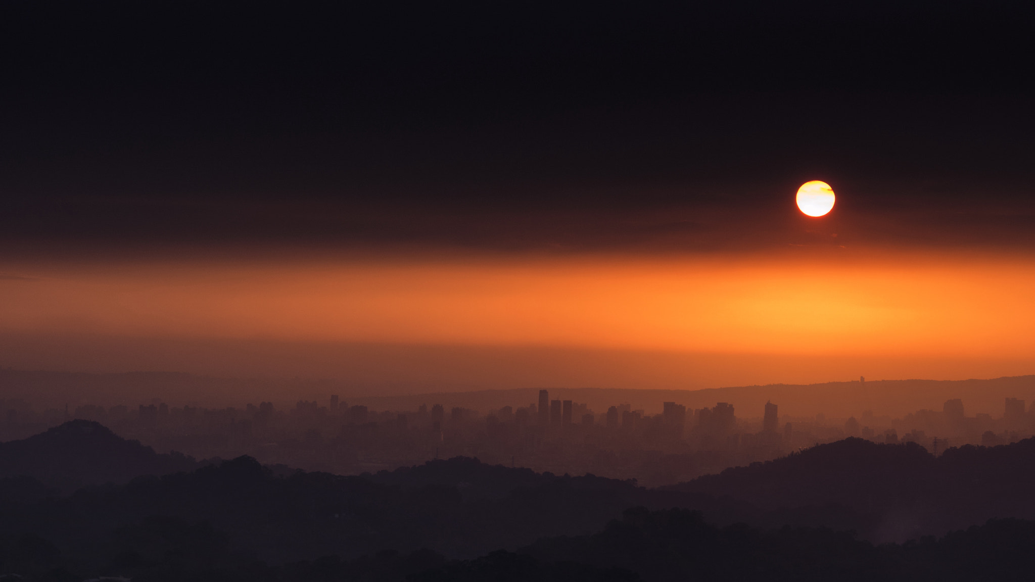 Photograph Sunset by saint huang on 500px