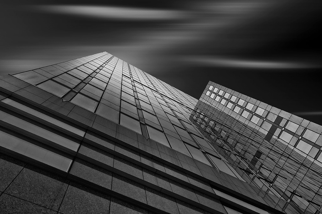 Photograph Shapes of light by Jef Van den Houte on 500px