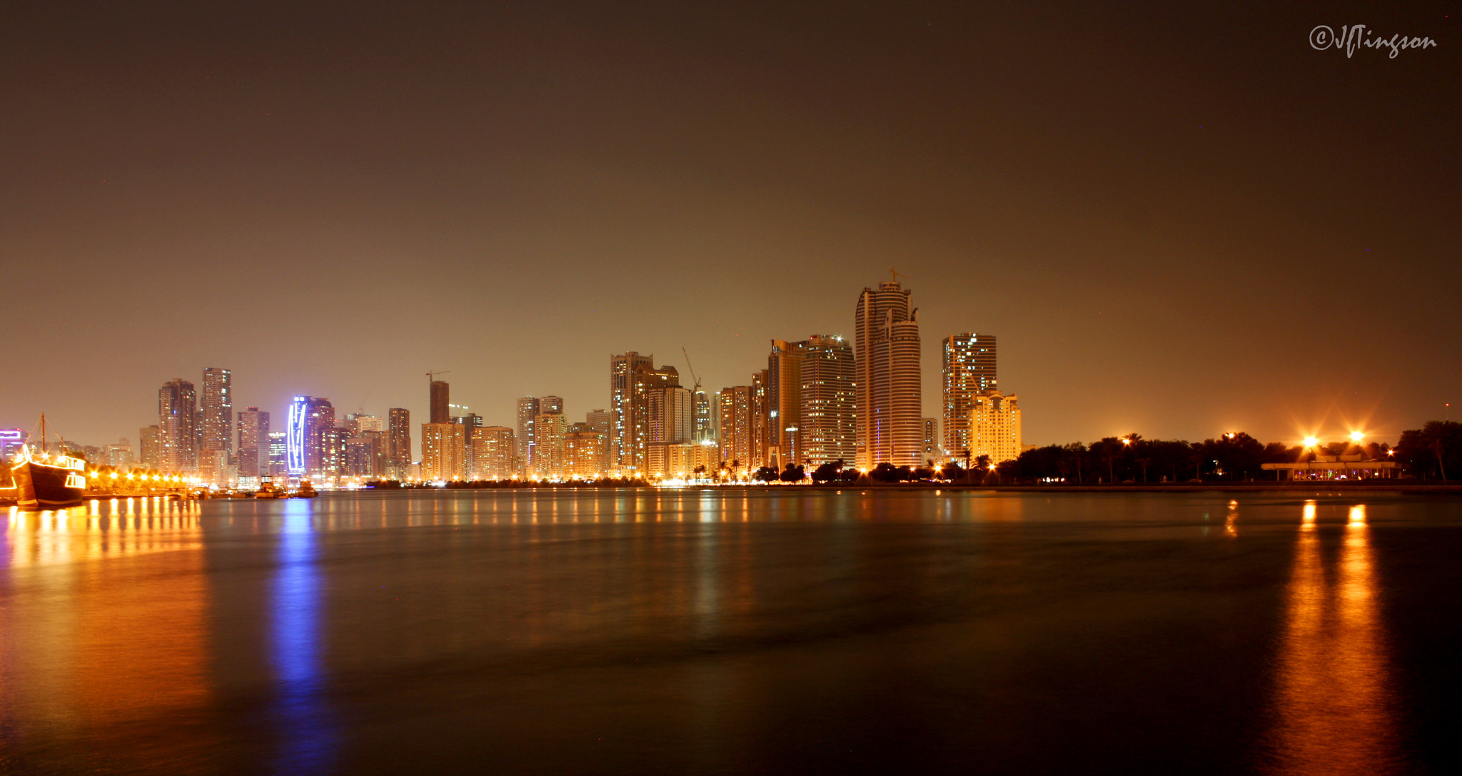 Photograph Sharjah East by Jun Fritz Tingson on 500px