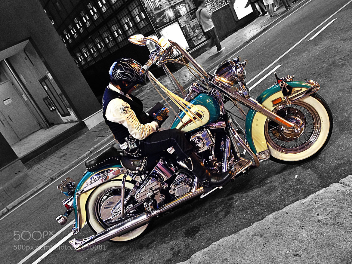 Photograph Harley-Tech by Karn Badjatia on 500px
