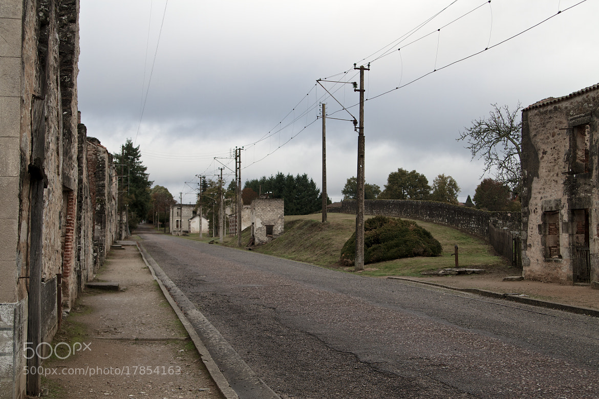 Photograph Oradour-sur-Glane nr2 by Arend Schot on 500px
