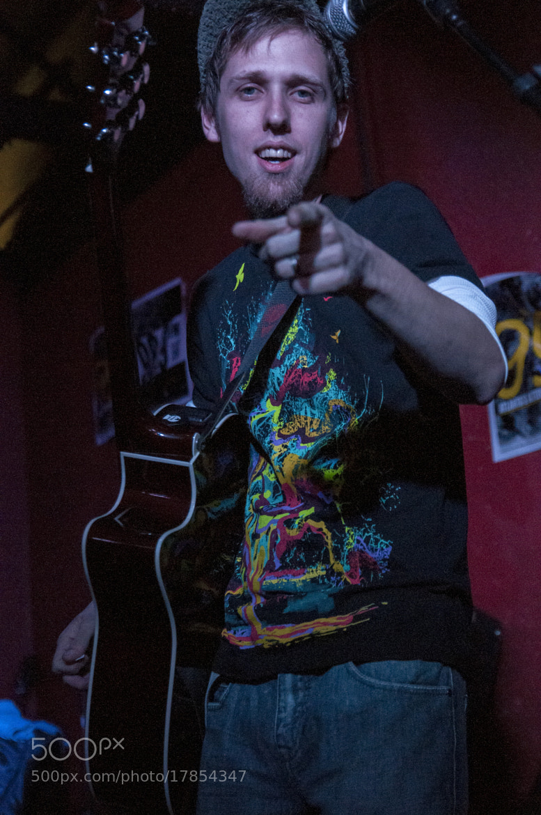 Photograph Timmy at Sound Check  by James McWhirter on 500px