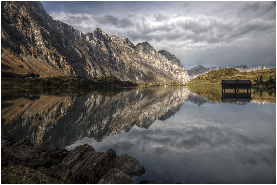 Photograph Trübsee by Andreas Lanz on 500px