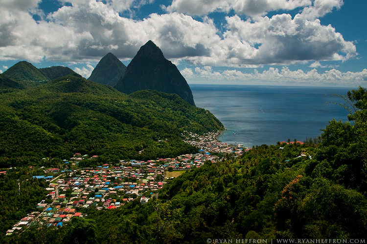 Photograph Soufriere by Ryan Heffron on 500px