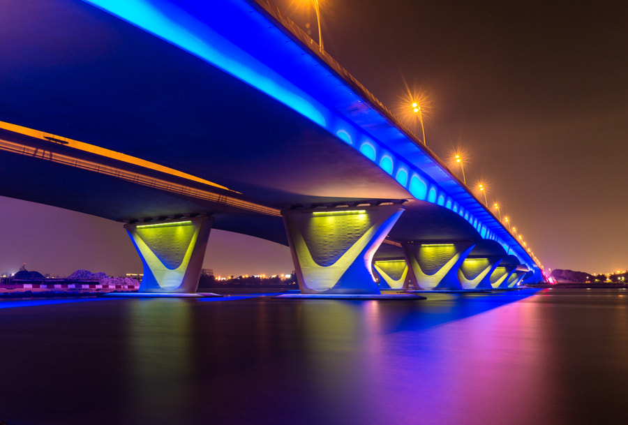 Dubai - Garhoud bridge