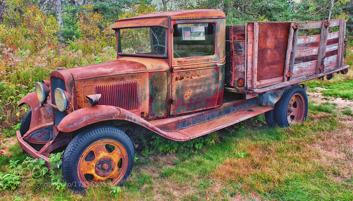 Photograph Farm Truck by Debra Keller on 500px