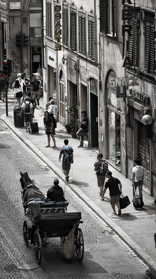 Photograph Tourists by Harald Longerich on 500px