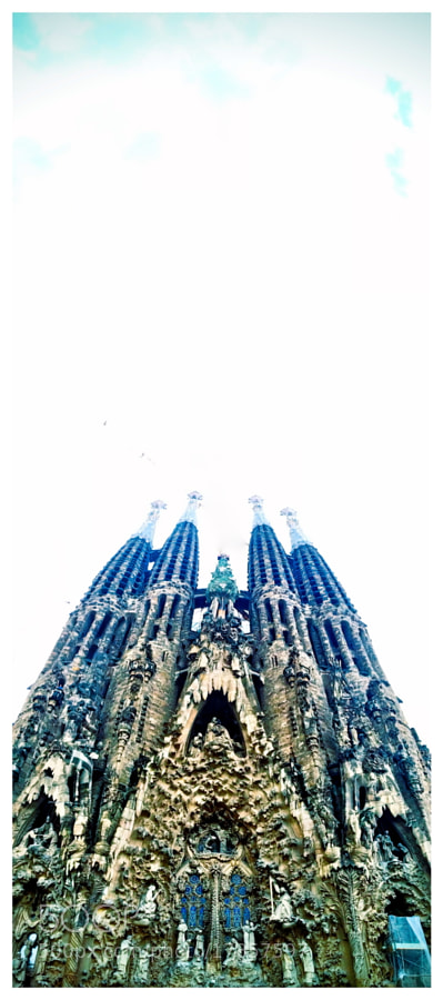 Sagrada Familia 2 by Dragos Stanca (dStanca)) on 500px.com