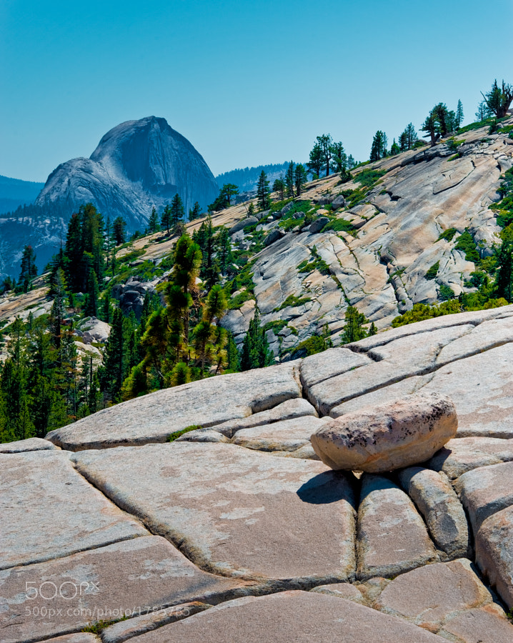 Olmsted Point at Yosemite National Park