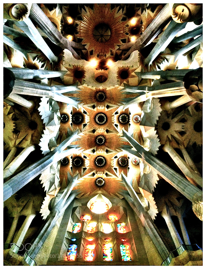 Sagrada Familia 4 by Dragos Stanca (dStanca)) on 500px.com