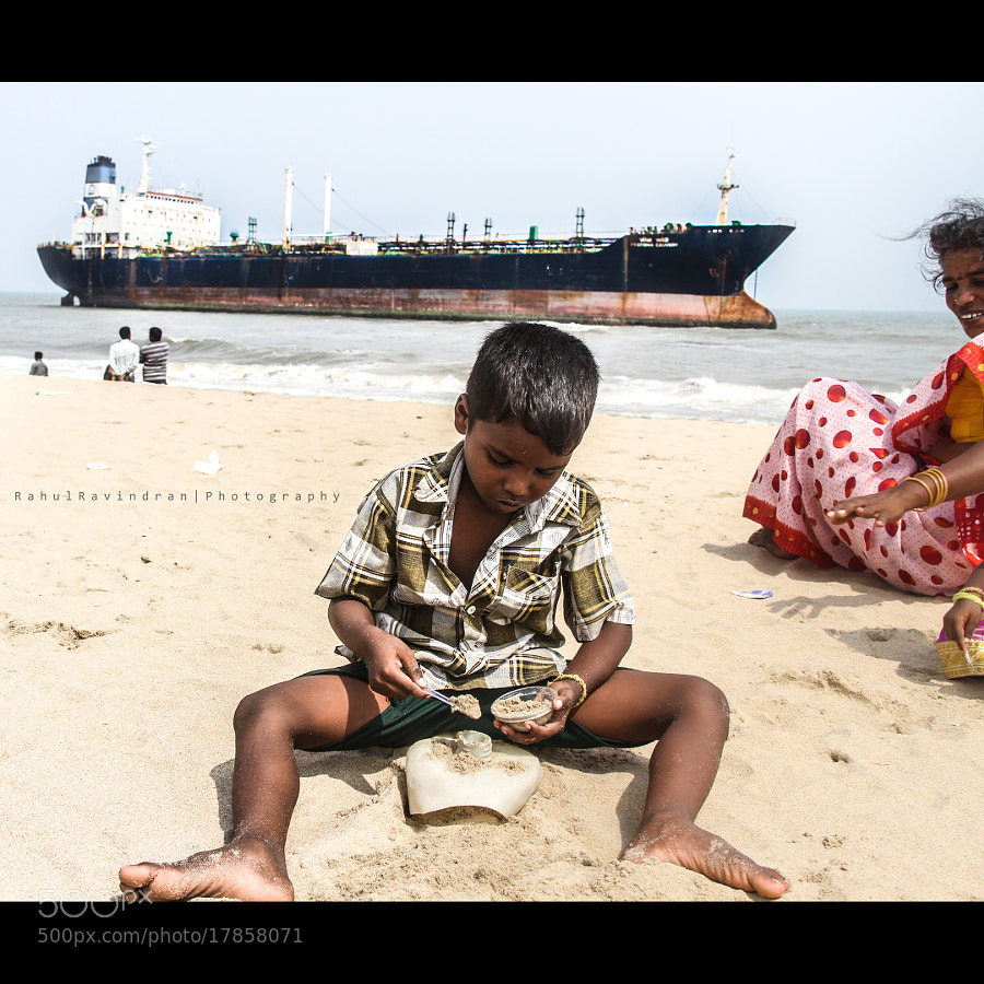 Photograph FIGURING OUT SOMETHING  by Rahul Ravindran on 500px