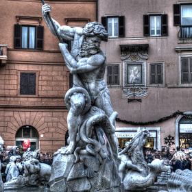 Neptune by Elettra Damaggio (ailill84)) on 500px.com