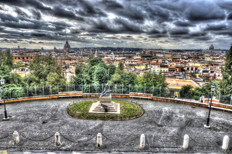 Photograph Rome III by Elettra Damaggio on 500px