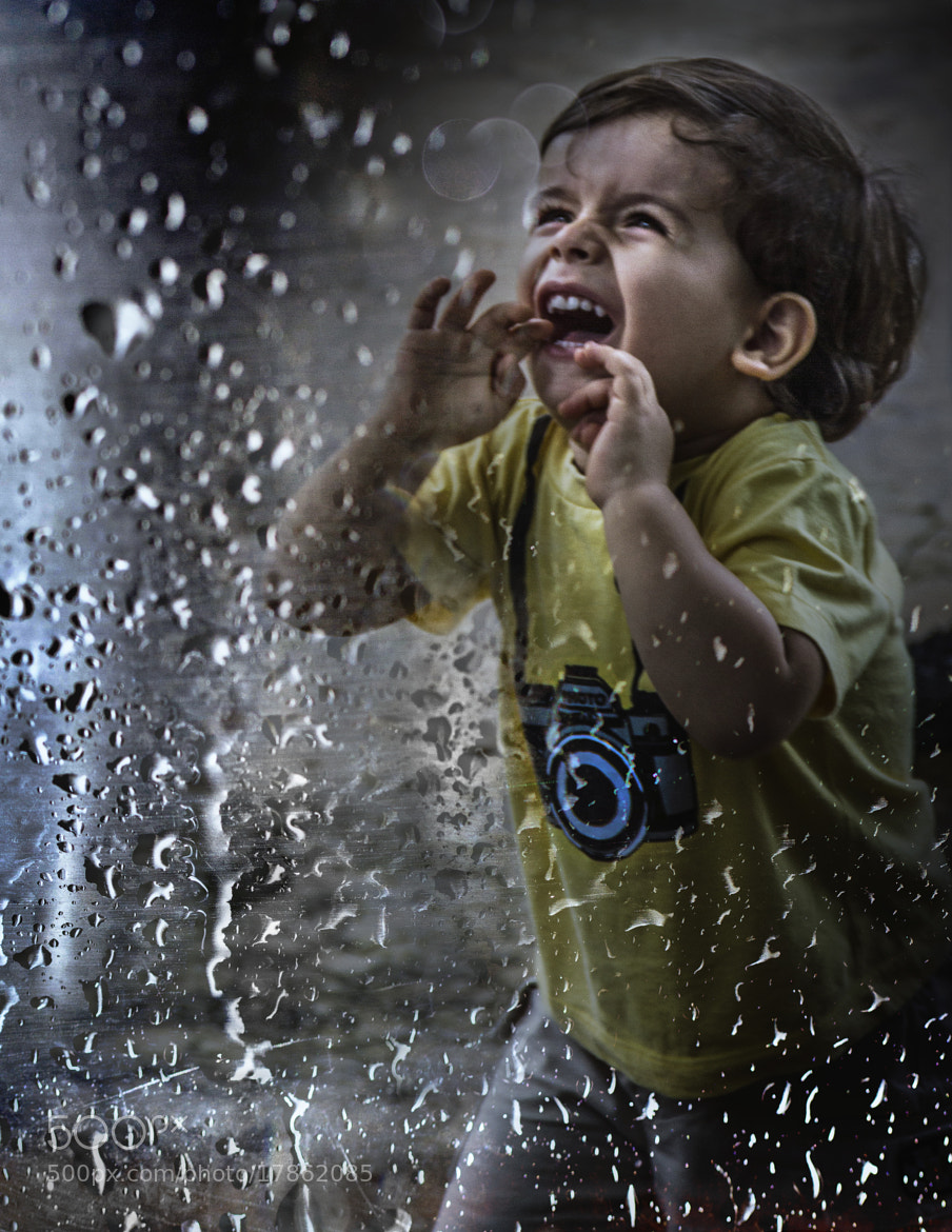 Photograph Little Photographer and the Rain by Eleonora Di Primo on 500px