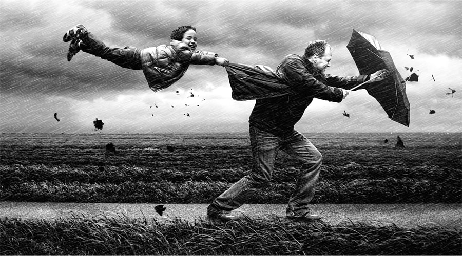 Wind by Adrian Sommeling on 500px.com