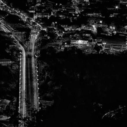 Saint Denis - Reunion Island by night © Patrick Barret
