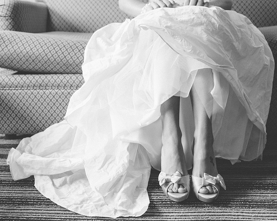 Photograph Wedding Shoes by David Apuzzo on 500px