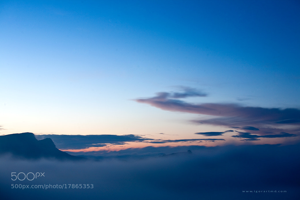Photograph Carpatian fog 3 by Igor Sirbu on 500px