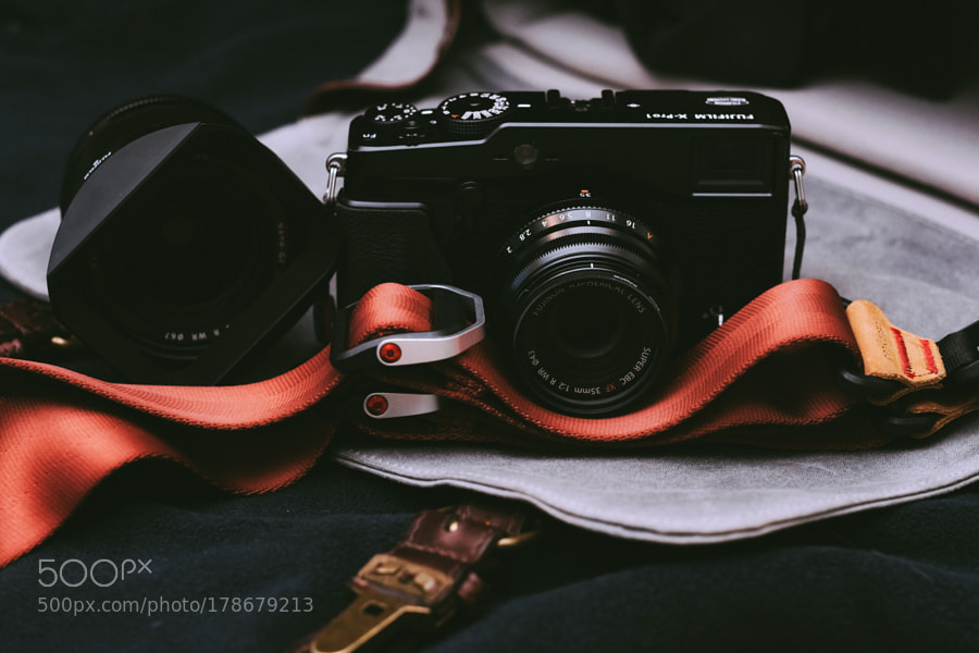 My X-Pro1 and favorite lenses