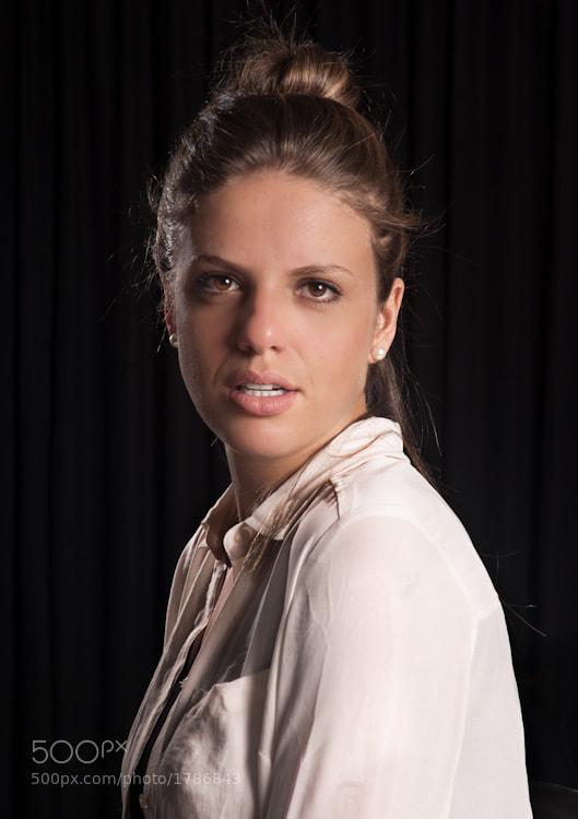 Photograph Janaína  by Dennis Ramos on 500px
