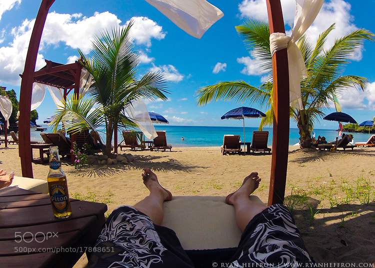 Photograph Beach Day -GoPro by Ryan Heffron on 500px