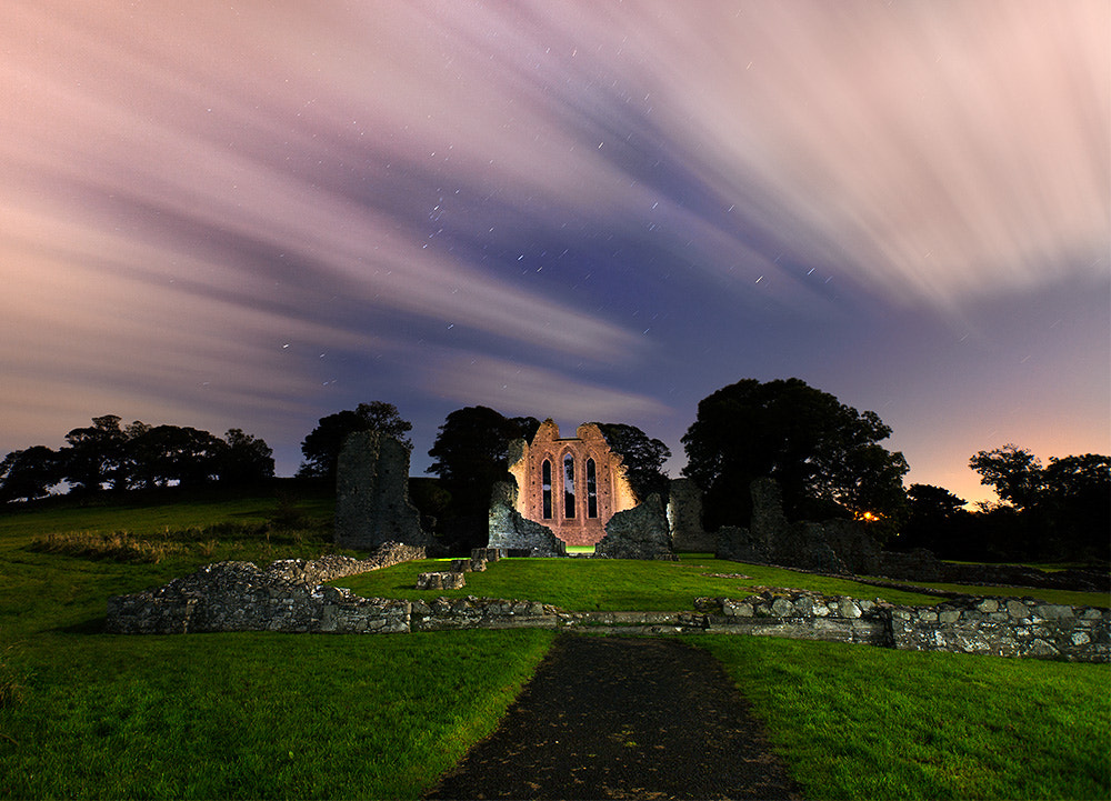 Photograph Mysterious Abbey by Stephen Emerson on 500px