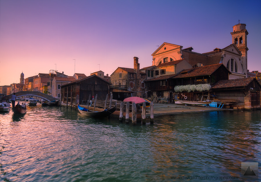 Photograph The Old Venice by David Richter on 500px