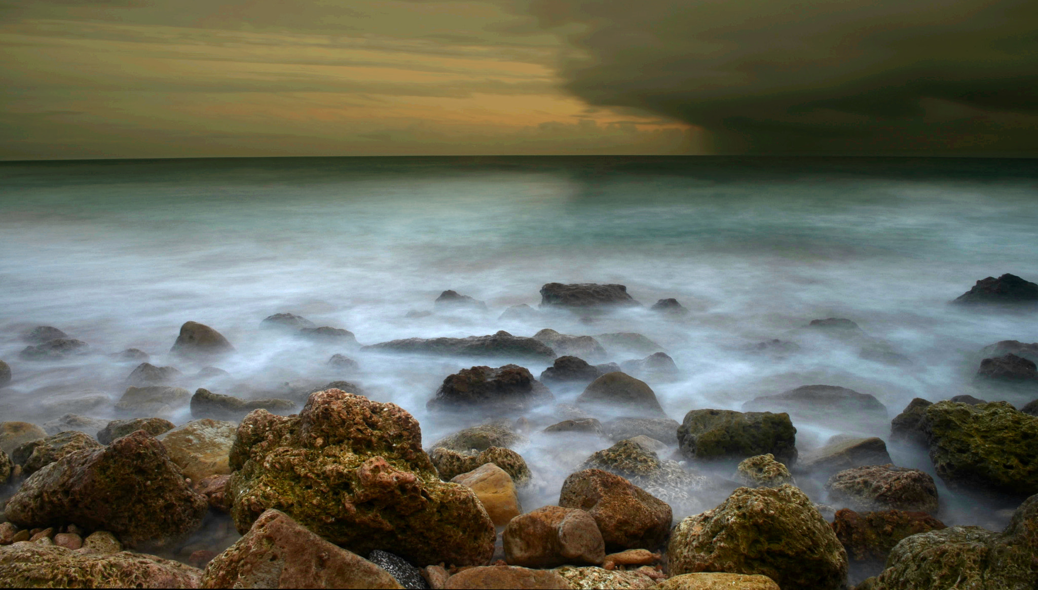 Photograph Storm Brewing by Myles Bennell on 500px