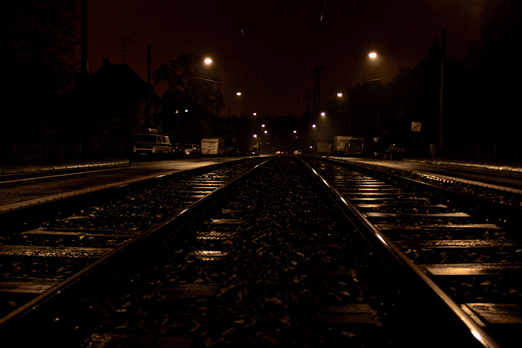 Photograph -rails- by -Angi-  on 500px
