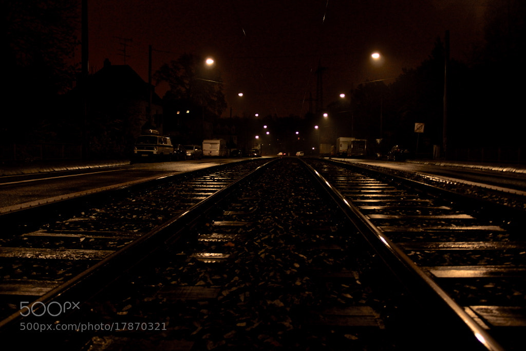 Photograph -rails- by Angi MiepMiep on 500px
