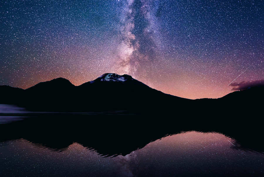 Composition of two photos. by Nick Verbelchuk 1