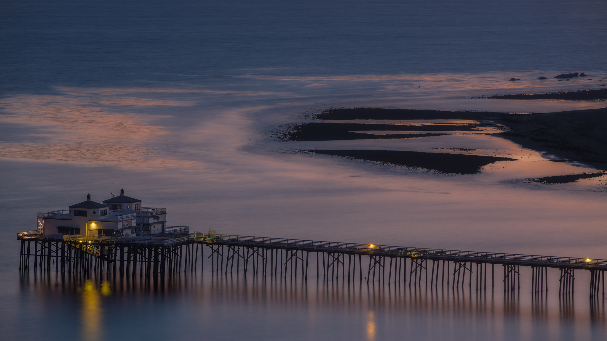 Photograph Malibu Pier by Bobby Gibbons on 500px
