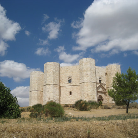 Castel del Monte, Canon DIGITAL IXUS 960 IS