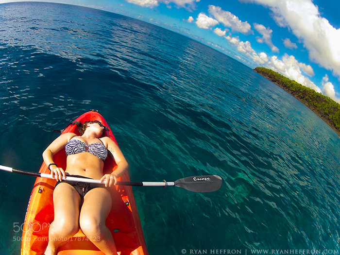 Photograph Escape - GoPro by Ryan Heffron on 500px