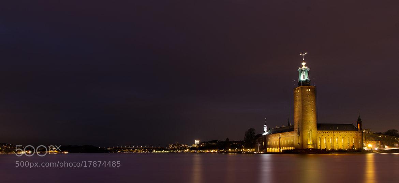 Photograph City Hall by Mikael Sundberg on 500px