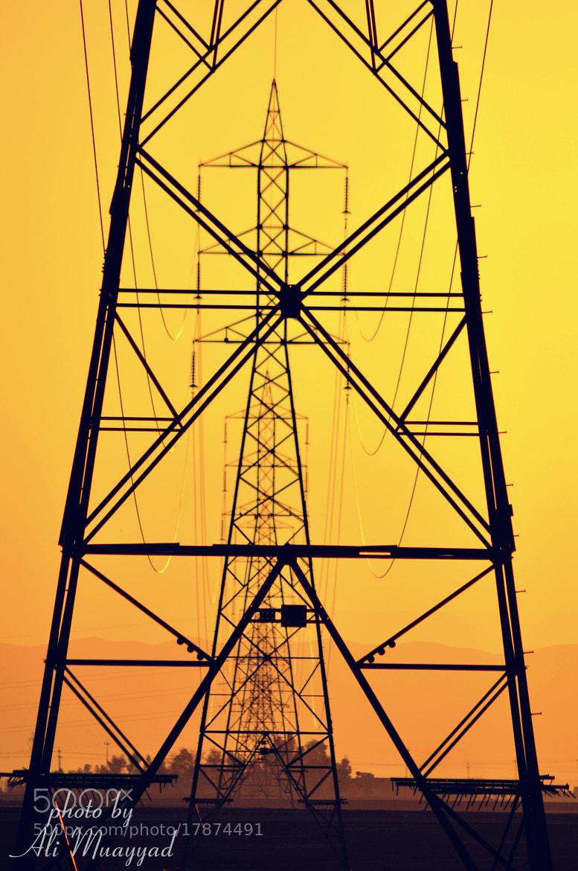Photograph Tower by Ali  Muayyad on 500px