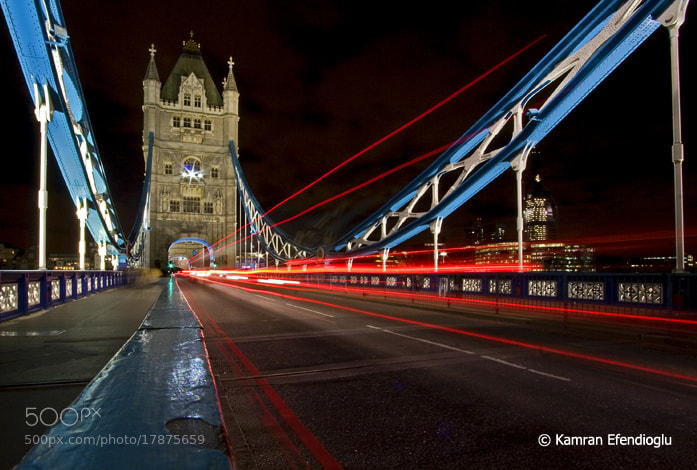Photograph London Lights by Kamran Efendioglu on 500px