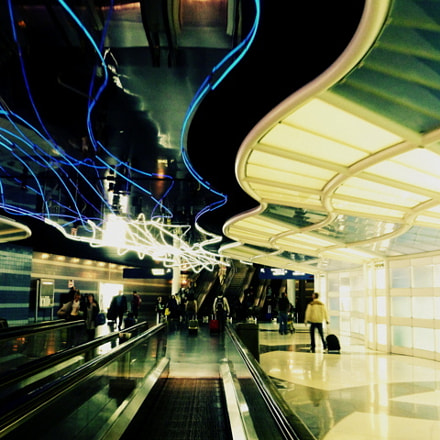 Chicago O'Hare Airport, Panasonic DMC-FH20