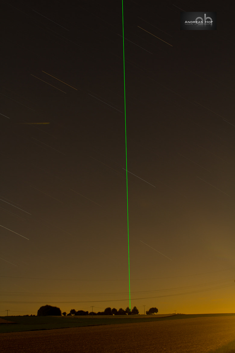 Photograph Laser by Andraes Hof on 500px