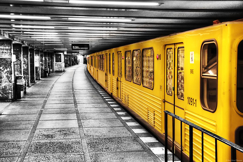 Photograph Berlin Bahnhof by Ryan Wyckoff on 500px